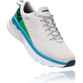 Hoka One One Arahi 4 Chaussures Homme, lunar rock/nimbus cloud